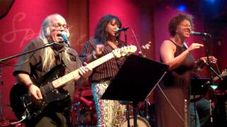 Bruce Nazarian Melanie Taylor and Lynn Fiddmont perform a tribute to George Duke