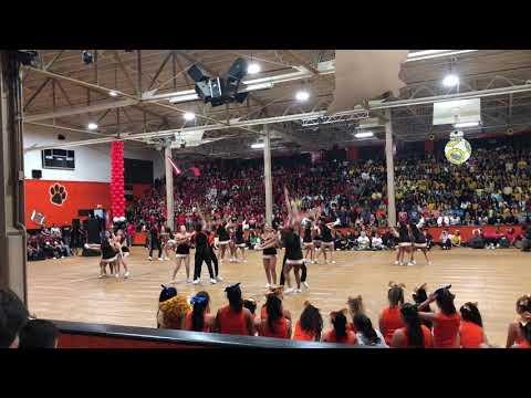 Chaffey High School Cheer 18-19