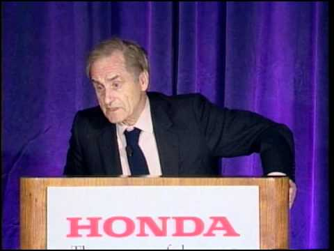Sir Harold Evans: Innovation