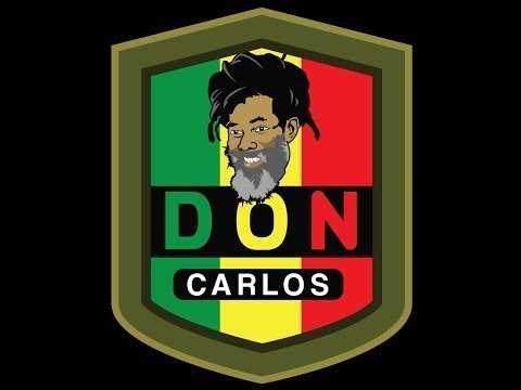 Don Carlos (@DonCarlosReggae) - Time (Official Music Video)
