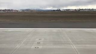 Takeoff from Seattle-Tacoma International Airport - March 5, 2017