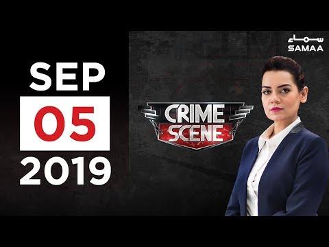 Crime Scene | SAMAA TV | 05 September  2019