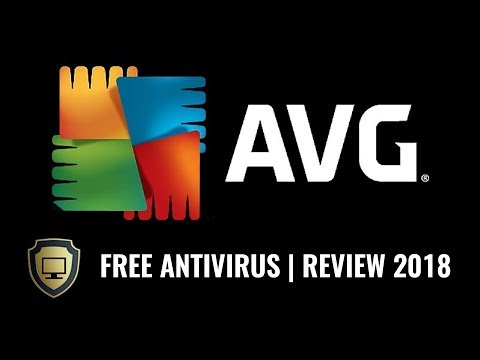 AVG Free Antivirus 2018 Review