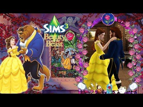 The Sims 3 Beauty and the Beast #7 งานเต้นรำ โฉมงาม กับเจ้าชายอสูร