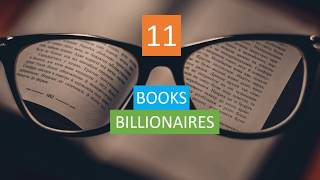 11 Books Billionaires Read And Recommend (2019)