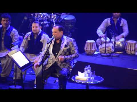 Rahat Fateh Ali Khan - Jag Ghoomeya / Live performance in Oslo Norway 2017