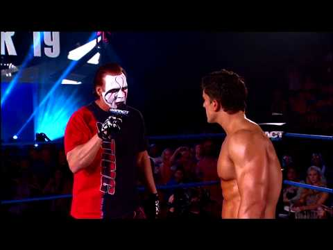 The Icon Sting confronts Ethan Carter III (December 12, )