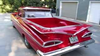 1959 Chevy El Camino 348 Tri-Power