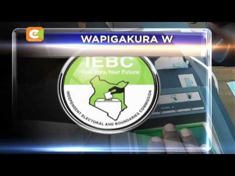 Wakenya wengi wajitokeza Mombasa, Nairobi na Kisumu kusajiliwa