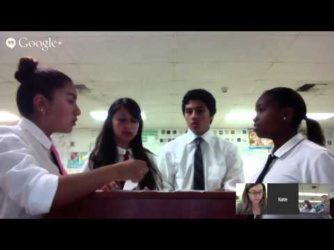 Digital Debate Topic #1: Social Media - Lincoln Douglas debate format