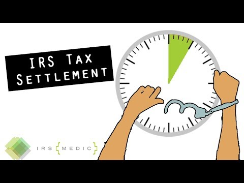 IRS tax debt settlement: In less than 5 minutes!