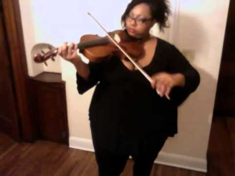 Katy Perry - Dark Horse by Tae on Viola