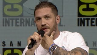 Venom - Tom Hardy Comic Con Hall H Panel Highlights