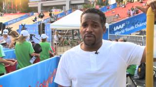 IAAF Inside Athletics Episode 25 - IAAF Ambassador Ato Boldon and his 5 advices to young athletes