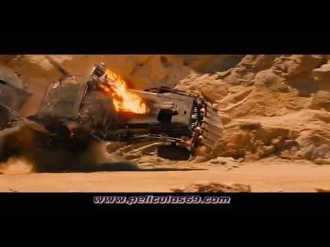 Mad Max Trailer Película 2015