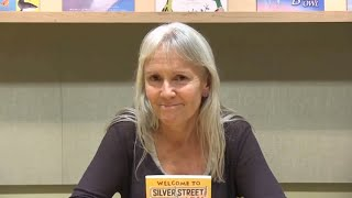 Nicola Davies discusses Welcome to Silver Street Farm