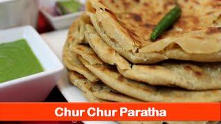 Stuffed paratha recipe|Indian veg food recipes for dinner & lunch|Chur Chur layered-let's b