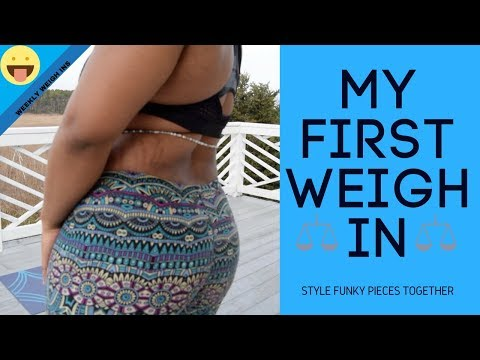 Workout Weigh-in Wednesday (Fat Girl Yoga, Cupid Shuffle Workout, Mama Belly Meltdown)