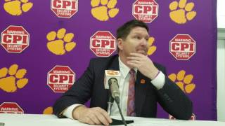 Brad Brownell post Virginia Tech