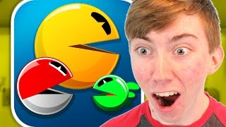PAC-MAN FRIENDS (iPhone Gameplay Video)