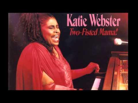 Katie Webster - Red Negligee