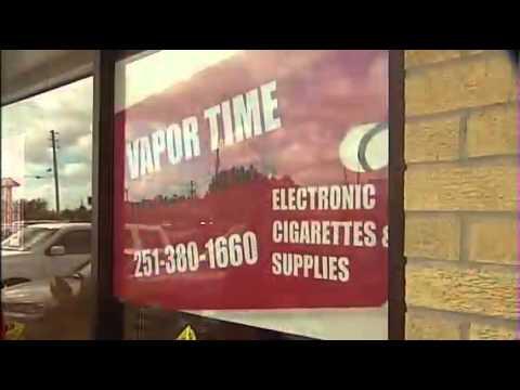 New Store Just Sells Electronic Cigarettes