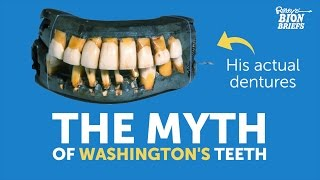 The Myth of Washington's Teeth