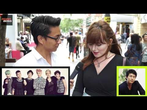 Whos Hotter: K-pop Stars vs Korean Movie Stars | 서양여자들이 생각하는 멋있는 한국 남자스타들 | Kポップスターvs韓国人俳優(日本語字幕変換)