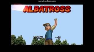 Hot Shots Golf 2 Albatross