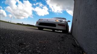 Integra Type R Almost Hits My Camera CSCS Time Attack