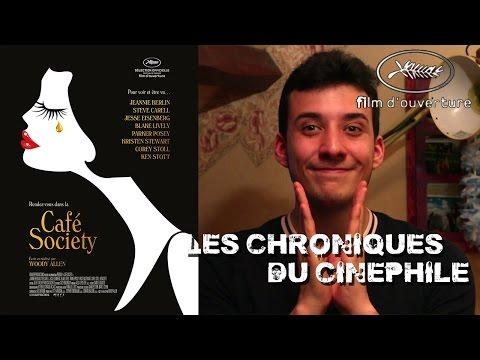 Les chroniques du cinéphile - Café Society (Cannes 2016)