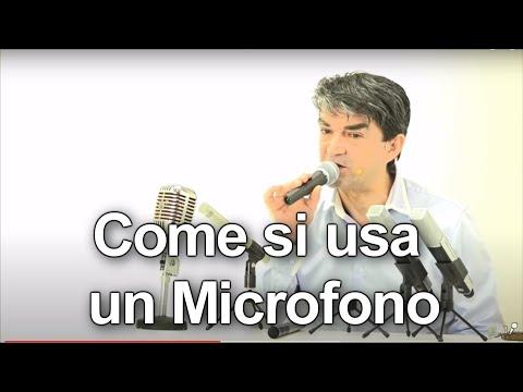 Come Usare un Microfono: l'effetto di prossimità.
