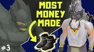 The Gargoyle Boss Was WORTH It - Bossing For Bank #3