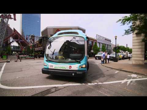 Partnerships In Sustainable Transportation: City Of Louisville