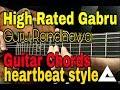 High Rated Gabru Guru Randhawa Guitar Chords Strumming Rhythms mp3