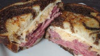 Reuben Sandwiches...my Way