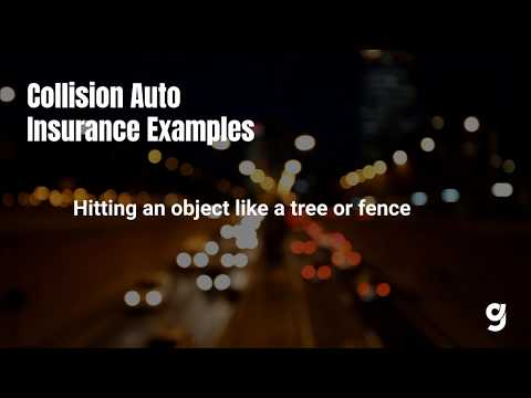What is Collision Insurance Coverage?