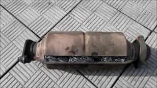 меняем катализатор на искрогаситель на ВАЗ 2109