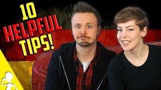 10 Helpful YouTube Tips | Part 1 | Get Germanized  /w Emily Bland