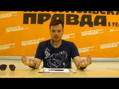 """Победитель 18 сезона """"Битвы экстрасенсов"""" Каин Крамер (часть 2)"""