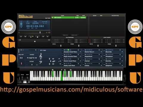Talk Music MIDIculous LMS Lesson