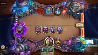 Hearthstone - Lethal Boomsday Puzzle - Lil' Stormy Puzzle #7 - C'Thun! C'Thun! C'THUN!