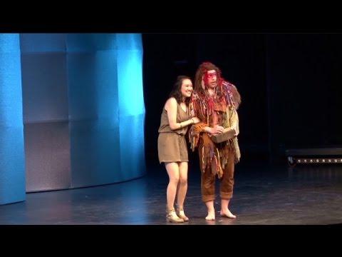 Mozart: Die Zauberflöte - Teil 1 - hmt Rostock