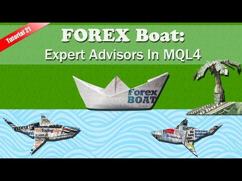 Forex mql4 tutorial