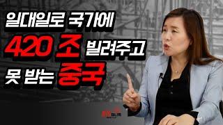 빌려준 420조 돈 을 못 받는 중국! 더 심각해진 중국기업부채 | 안유화 교수 | 815머니톡