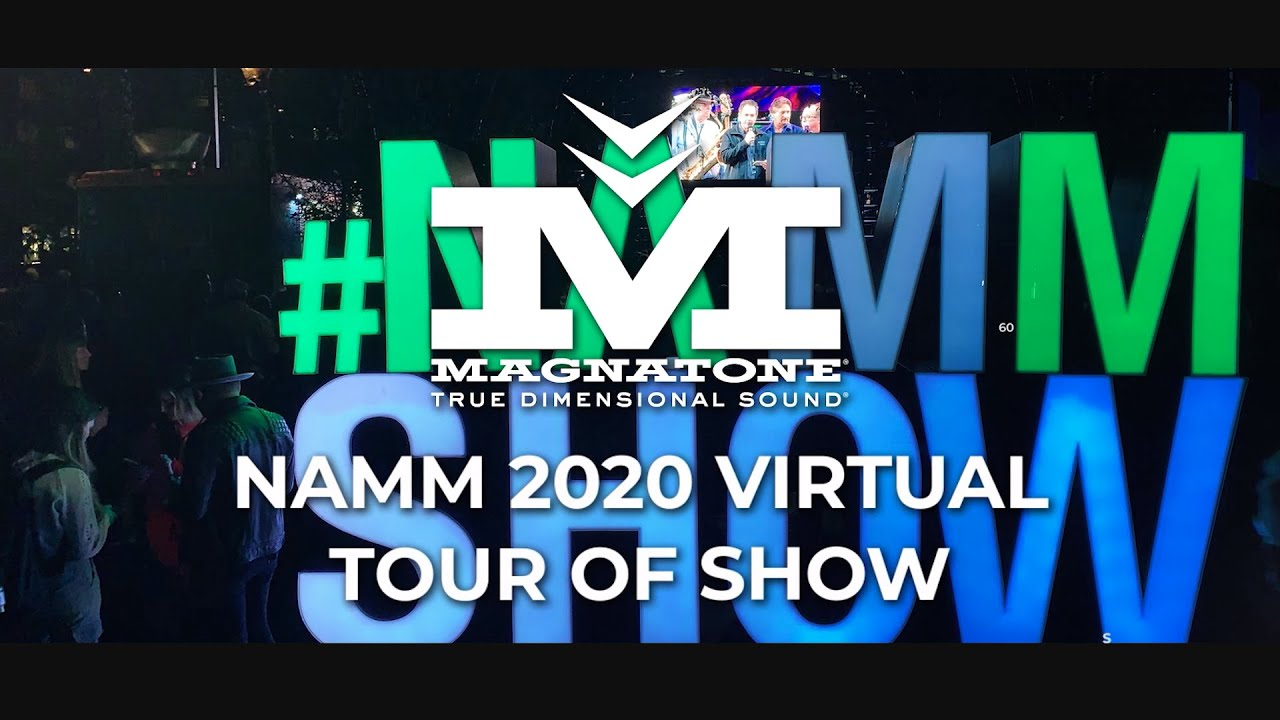 Magnatone Tour of Show- the NAMM Show