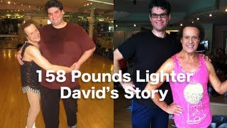 Obesity His Story, He Loses 158 pounds - Weight Loss Transformation