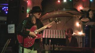 Killing Floor - The Electras with Jony James live at The River Grill