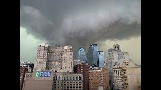 3 People Killed When Rare Derecho Strikes Philly Region | NBC10 Philadelphia