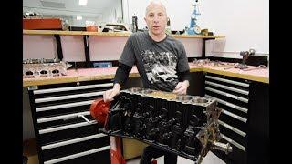 How to Build a 2JZ Short-Block with Papadakis Racing